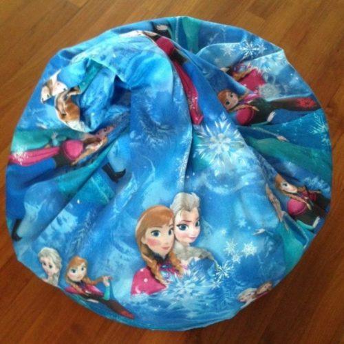 Frozen Bean Bag