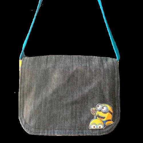 Minion Little Man Bag