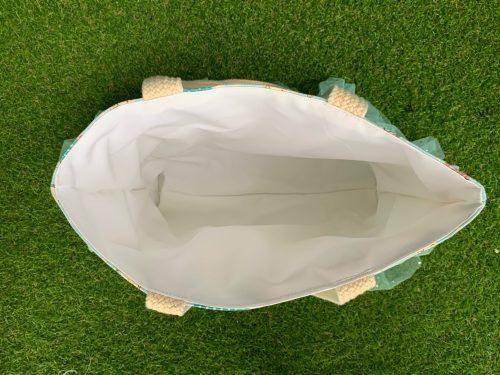 Ballerina Ballet Bag inside