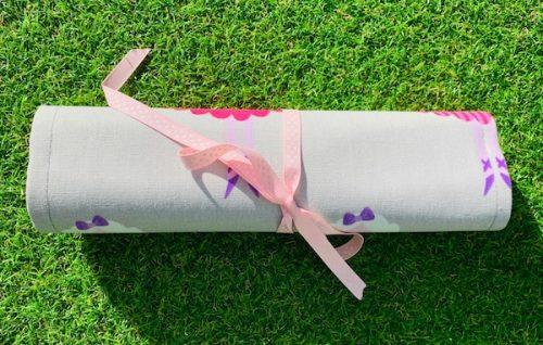 Roll-up Chalk Mat Ballerina