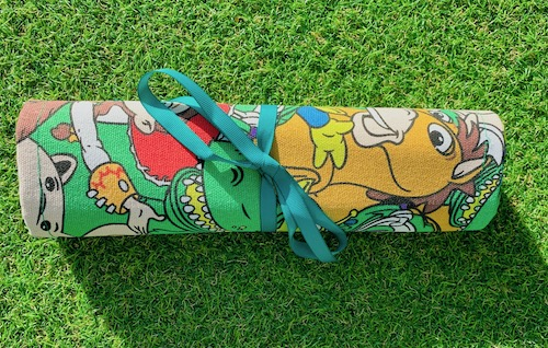 Roll-up Chalk Mat Toy Story
