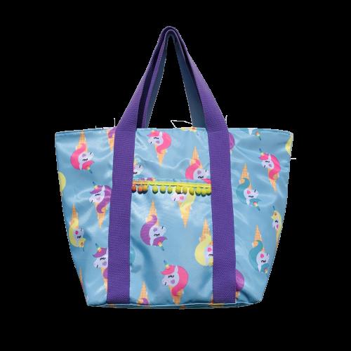Unicorn kids swim bag
