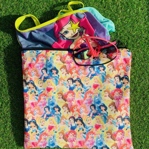 Princesses Wet Bag