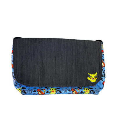 Pokemon Little Man Bag