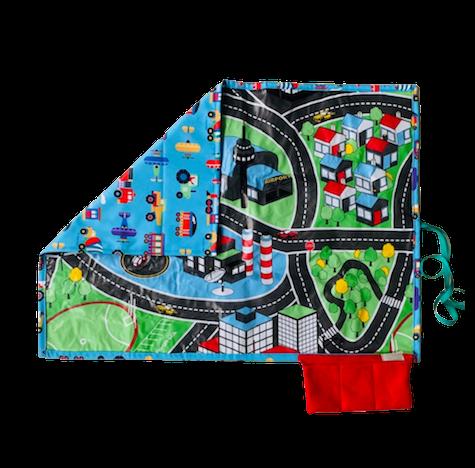 Transport kids car mat